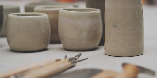 Not Yet Perfect- Pottery Wheelwork Workshop (Beginners-Intermediate)