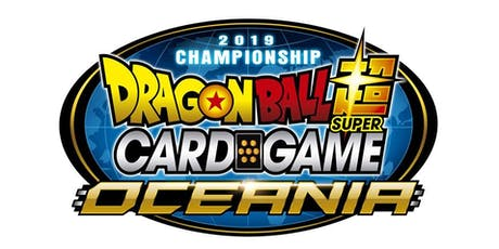 Dragon Ball Super Card Game - Oceania 2019 Final Championships - Melbourne, VIC tickets