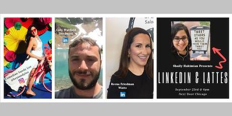 LinkedIn & Lattes - The Talk Show!  tickets