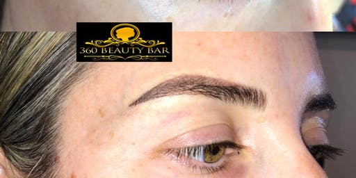 $899/2days Ombre Eyebrows Training
