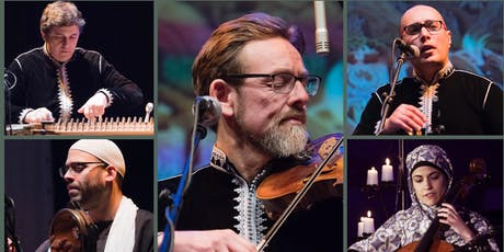 Al Firdaus Ensemble - Sufi Songs from Andalusia tickets