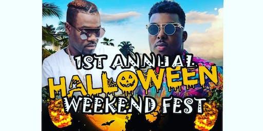 Halloween Weekend Fest