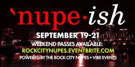 NUPE-ish Weekend Sept 19-21 tickets