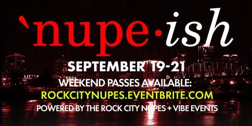 NUPE-ish Weekend Sept 19-21