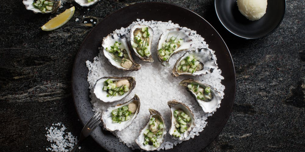 FOuR Oysters & Wines Tickets, Thu, Sep 26, 2019 at 5:30 PM