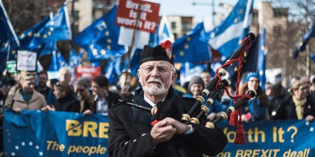 Peoples Vote March, London, 19 October - Coaches from Scotland tickets
