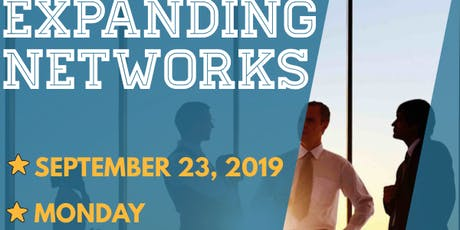 Expanding Networks - Networking Night tickets
