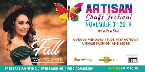 Artisan Craft Festival