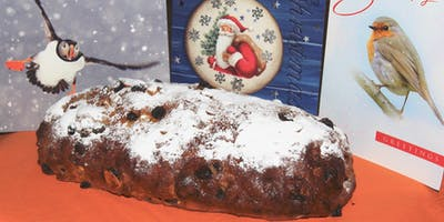 Christmas baking.