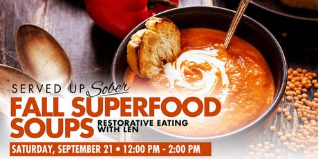 Restorative Eating - Curated for the sober and sober curious tickets
