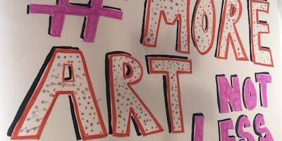 Art school for rebel girls
