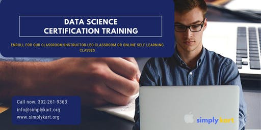 Data Science Certification Training in  Côte-Saint-Luc, PE