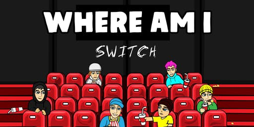 "Switch ""Where Am I"" NANAIMO BC THE CAMBIE"