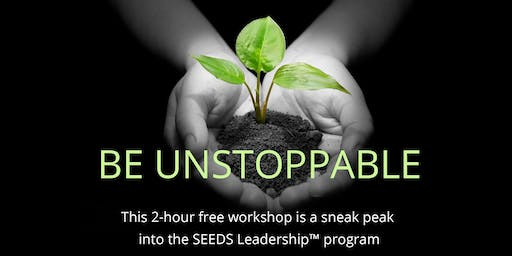 How To Be Unstoppable in 2019 (Free Workshop KL, Nov 13)