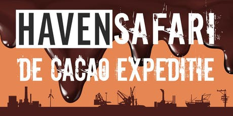 HAVENSAFARI - Cacao Expeditie - Zondag tickets