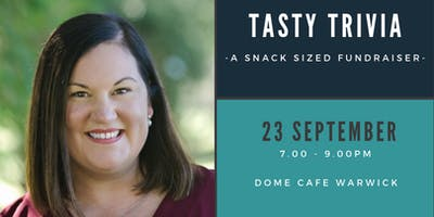 Tasty Trivia- A snack sized fundraiser for Gemma Taavale