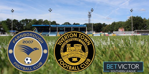 Farnborough v Tiverton Town