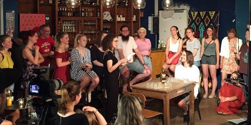 Poetry Slam Battle Show TAG 1   LOKALRUNDE