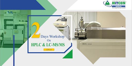 """2-day workshop on """"HPLC & LC-MS/MS"""""""