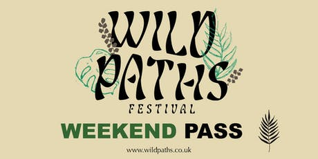Weekend Pass - All Wild Paths Festival Events tickets