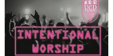Intentional Worship tickets