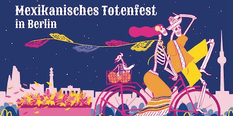 Mexikanisches Totenfest Tickets