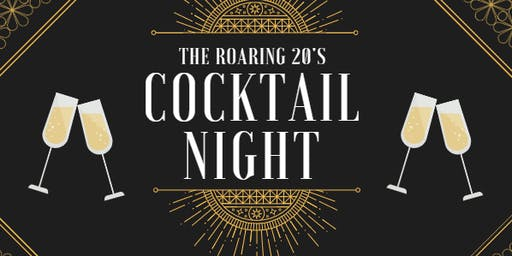 VUSPA & CHABS Present - The Roaring 20's  Cocktail Night