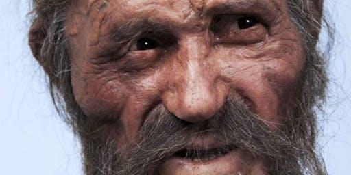 """Ötzi"" a Prehistoric Alpine Glacier Mummy"
