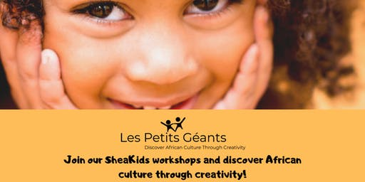 SheaKids Workshops