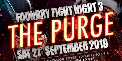 Foundry Fight Night 3