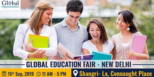 Global Education Fair Delhi 2019