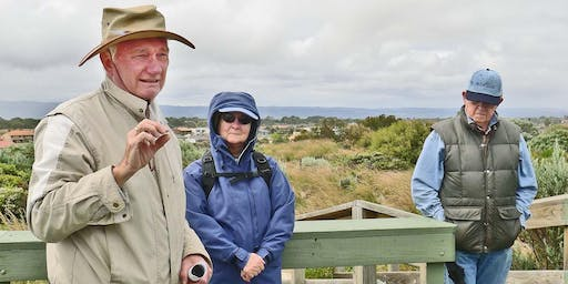 Natural History of the Adelaide Coastline with Assoc Prof Victor Gostin