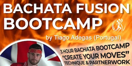 Bachata Fusion Bootcamp at Rochester Dance Junction tickets