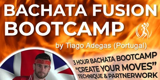 Bachata Fusion Bootcamp at Rochester Dance Junction