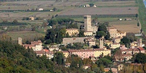 Visita guidata gratuita a Vicopisano (Pisa)