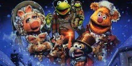 Eatfilm presents Muppets Christmas Carol tickets