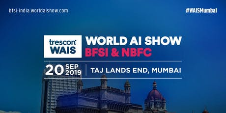 World AI Show - BFSI & NBFC tickets