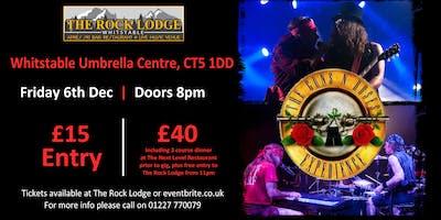 The Guns N Roses Experience (Europe\