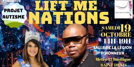 Spectacle LIFT ME NATIONS billets