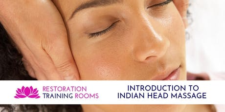 Introduction to Indian Head Massage tickets
