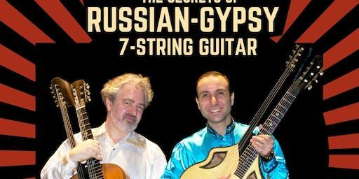 The Secrets of Russian-Gypsy 7-Strings Guitar