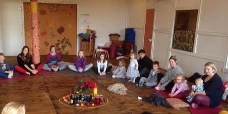 Family Yoga Playshala - Bonfire Party! tickets
