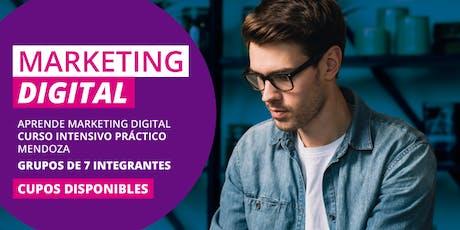 Curso de Diseño Web & Marketing Digital en Mendoza entradas
