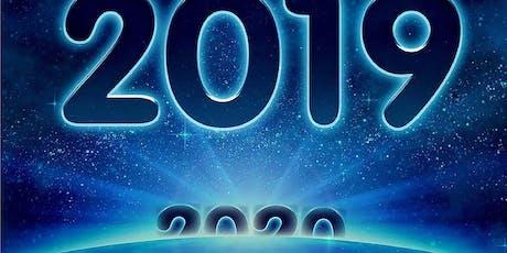 Ein astronomischer Rückblick auf 2019 mit Sektempfang Tickets