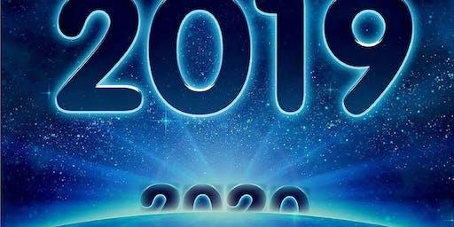 Ein astronomischer Rückblick auf 2019 mit Sektempfang