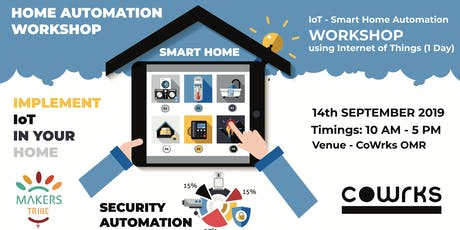 Smart Home Automation Using Internet of Things(IoT) tickets
