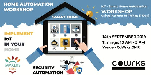 Smart Home Automation Using Internet of Things(IoT)