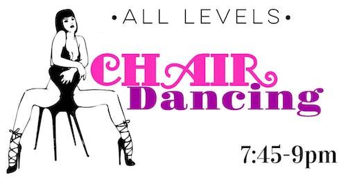 Thursday 10/10 7:45 - 9:00 -- chair