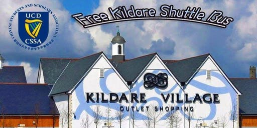 09/15 UCD CSSA Kildare Shopping Day Trip