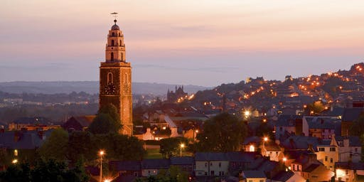 Guided tour of City by the Sea @St. Peter's Cork - A Culture Night Special